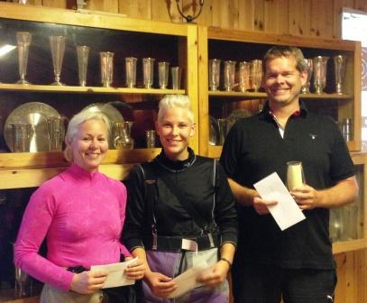 Fv Janne Haugnes, Bente Nina Bårdgard og Jan Erikstadd