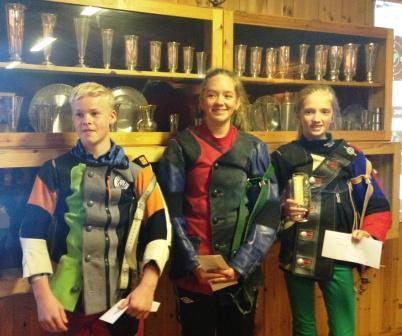 Fv Tomas Haugnes, Marie Alme og Torinn Eiken