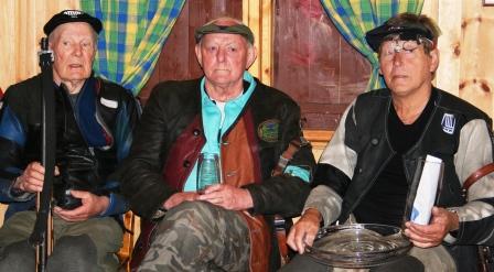 Audun Skorpa, Ståle Loftheim, Arnold Haugen